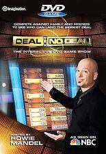 Deal or No Deal - Interactive DVD Game Show (DVD, 2007)
