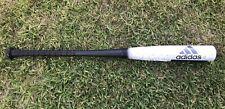Adidas EQT X2 BBCOR Baseball Bat 33 Inches 30 Ounces -3 New AC5356 MSRP $400