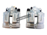 FITS BMW 3 2004<2013 REAR LEFT & RIGHT SIDE BRAKE CALIPERS PAIR NEW 34216768698