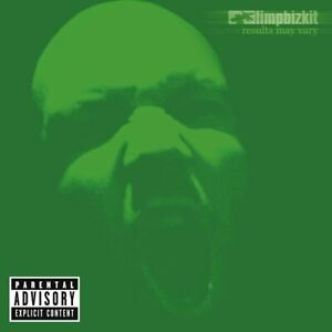 Limp Bizkit - Results May Vary (2003)  CD  NEW/SEALED  SPEEDYPOST