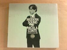 COFFRET 2 CD / THE MODERN SOUND OF NICOLA CONTE / NEUF SOUS CELLO