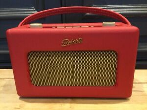Roberts Revival RD60 Radio - Pink, never used.