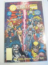 DC Versus 1996 #1