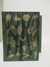 """""""The Secret Life of Trees"""" Colin Tudge / Folio Society 2008 Hardback in Slipcase"""
