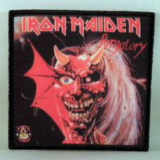 IRON MAIDEN Purgatory (Printed Small Patch) (NEW)