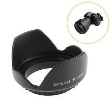 58mm Reversible Petal Flower Lens Hood For Canon Nikon Olympus_Camera K8M1