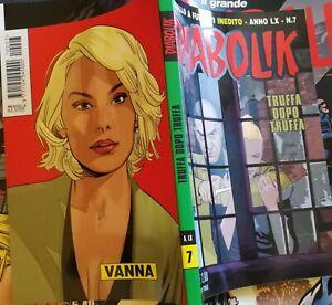 """NOVITà LUGLIO - Lotto Fumetti Noir """"DIABOLIK""""<>88+1 fascicoli<>leggi descrizione"""