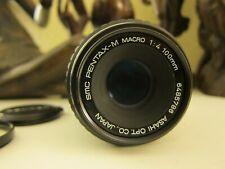 SMC Pentax-M  f/4 lens 100mm lens