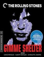 Gimme Shelter Criterion Collection Region 1 Blu-ray