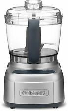 Cuisinart ECH-4SV Elemental 4-Cup Chopper Grinder Food Processor Silver