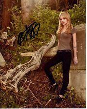 BRITT ROBERTSON signed autographed THE SECRET CIRCLE CASSIE BLAKE photo