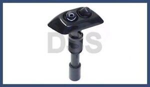 Genuine BMW E38 740i 750iL Right passenger Black Headlight Washer Nozzle oem