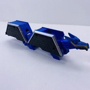 2011 Power Rangers Samurai _ DX Megazord _ Blue Water Dragon Zord