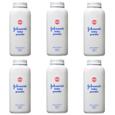 Johnson's Baby Powder 200g Talc Talcum Powder 2,3 or 6 Bottles