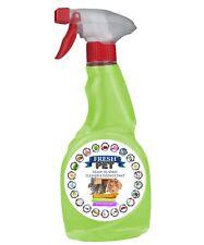 Fresh Pet Pequeño Mascota Jaula Spray Desinfectante - 500ml Floral