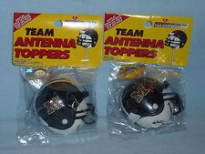 ANTENNA TOPPER Missouri Tigers  Football Helmet  SET of 3   by Rico  NIP