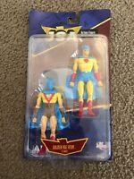 DC Comics Direct JSA Justice Society of America (Ser 1) - Golden Age Atom 2-pack