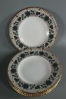 Royal Crown Derby Caliph A1287 Side Plates Set Of 6