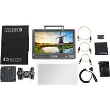 "New SmallHD 1303 HDR 13"" Production Monitor Gold Mount Kit MON-1303HDR-GM-KIT"