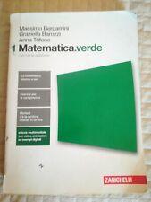 matematica .verde. Bergamini, barozzi, Trifone
