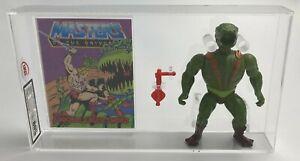 MOTU Vintage Loose Kobra Khan with Comic Series 3 Taiwan 1984 UKG 80%