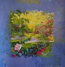 Pierre Jean Llado,Granada Limited Edition Serigraph Numbered,Hand Signed W/LOA.