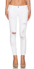 Sass and Bide Fixer White Destroyed Distressed Denim Jeans Womens Size 32 NWT