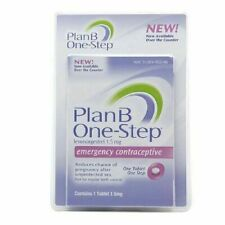 Plan B One-Step 1 Contraceptive Tablet