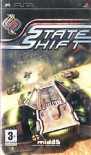 State Shift Sony PSP 3+ Racing Game