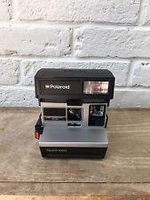 Genuine Impossible Project Polaroid Spirit 600 fotocamera istantanea. completamente ricondizionato