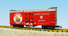 Usa Trains G Scale R16361 Norwester Apples - Red/Silver Reefer