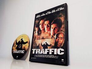 DVD TRAFFIC Michael Douglas Benicio del Toro Steven Soderbergh STAMPA CVC