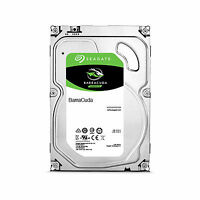 "Seagate Brarracuda 1TB SATA 6Gb/s 64MB 3.5"" 7200rpm Internal H Drive ST1000DM010"