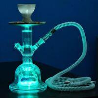 Acrylic LED Shisha Hookah set