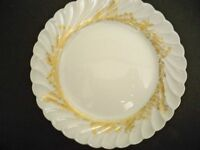 HAVILAND LIMOGES ''LADORE'' BREAD AND BUTTER PLATE
