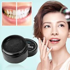 30g Natural Organic Activated Charcoal Whitening Tooth Powder Stain Remover Care