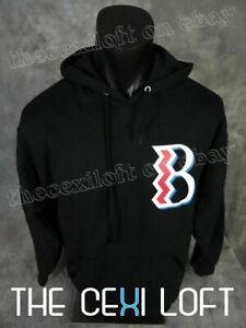 Mens Black Pull Over Hoodie WE THE BEST 40 oz Logo Hip Hop Hipster