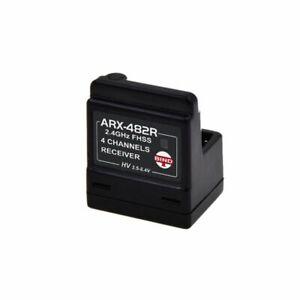 Sanwa Compatible Internal Antenna Less Receiver FHSS-3 FHSS-4  A RX-482 R In UK