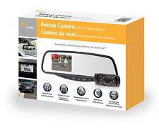 YADA Wireless Reversing Camera & Rear-view Mirror - 3.5in. Screen