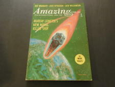 Amazing Stories Oct 1965 Ray Bradbury, Jack Williamson        ID:31844