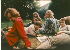 Fairport Convention original photograph by Eric Hayes