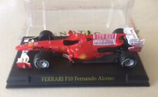 Ferrari F1 Collection 1:43 Fernando Alonso F10 2010 NO Spark Model Minichamps