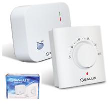 Salus ERT20RF Wireless Manual Room Thermostat