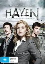 HAVEN (COMPLETE SEASON 1 DVD SET SEALED + FREE POST)