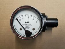Orange Research Differential Pressure Gauge