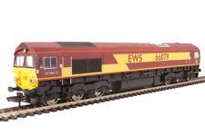 Hornby R3487 HO/OO Scale Co-Co Diesel EWS 'James Nightall GC' '66079' Class 66