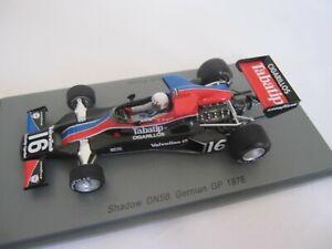 1976 Shadow DN5C Tom Pryce German Grand Prix by Spark