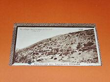 CHROMO PHOTO CHOCOLAT SUCHARD 1930 COLONIES MAROC AFRIQUE TANANT MOYEN ATLAS