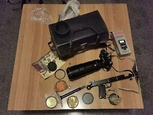 Photo Sniper FS-12 ZENITH -12 XPS Lens MC TAIR - 3S 4,5/300  - CCCP URSS