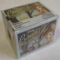Bambi 2 2006 Box 50 Packs Stickers Panini